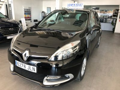 RENAULT SCENIC 1.5 DCI 110CV ENERGY LIMITED